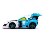 Робот «Полицейский», трансформируется, световые и звуковые эффекты - Фото 3