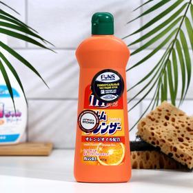 Крем чистящий универсальный FUNS Orange Boy с ароматом апельсина, 400 мл