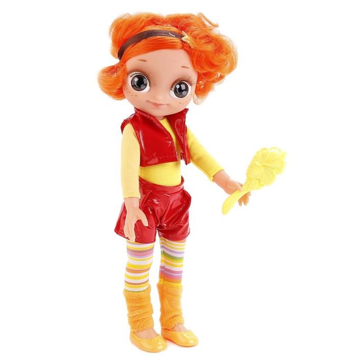 Кукла озвученная «Алёнка» с набором для волос, 33 см