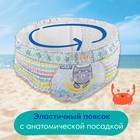 Трусики для плавания Pampers Splashers размер 3-4, 12 шт. - Фото 5