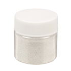 Пыльца гранулир., 0,1мм, в баночке, 20мл белый