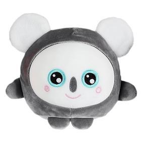 Мягкая игрушка Squishimals «Серая коала» 20 см