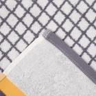 """Полотенце именное махровое """"Леонид"""" 30х70 см 100% хлопок, 420гр/м2 - Фото 3"""