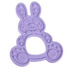 Прорезыватель «Зайка», цвет МИКС - Фото 12