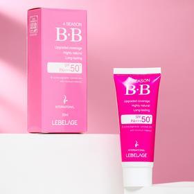Солнцезащитный BB-крем Lebelage, SPF50/PA+++, 30 мл