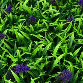 Декоративная панель, 40 × 60 см, «Фиолетовые цветы» Ош