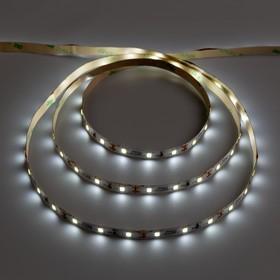 Комплект светодиодной ленты TDM, SMD2835, 60 LED/м, 4.8 Вт/м, 12 В, IP20, 6000 К, 3 м