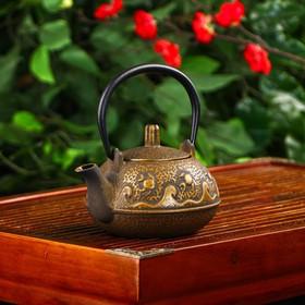 Чайник с ситом 300 мл 'Волна. Этно' Ош