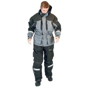 Куртка серая, WILD 1036-2XL