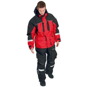 Куртка красная, WILD 1038-2XL