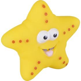 Игрушка для ванны «Морская звезда»