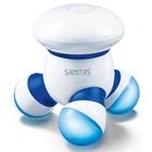 Массажер Sanitas SMG11 для тела, 1.6 Вт, 3 головки, от батареек