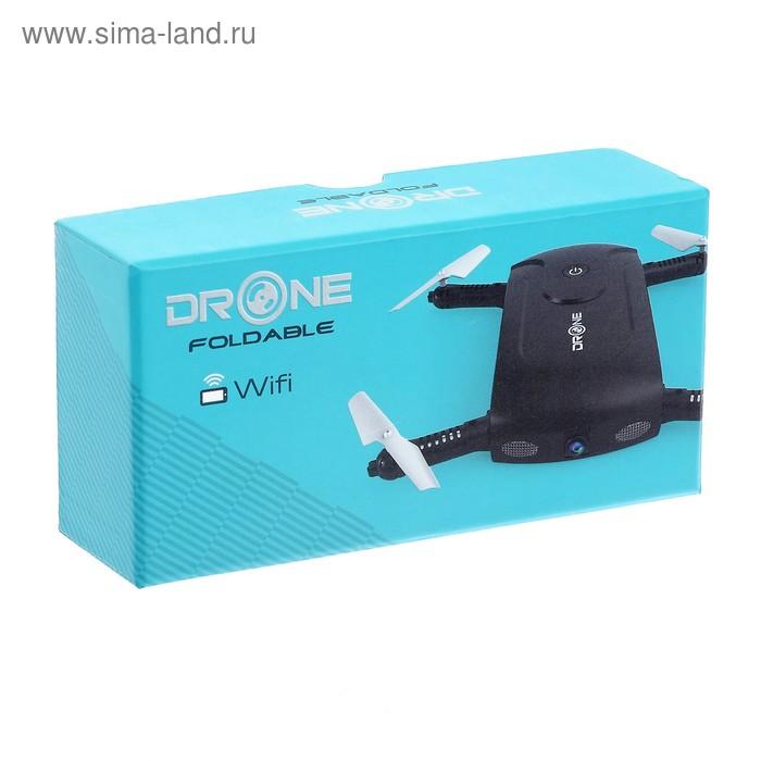 Квадрокоптер «Селфи Дрон», барометр, камера, Wi-Fi