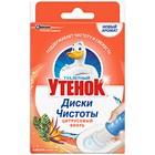 Диски чистоты «Цитрусовый вихрь», 38 г
