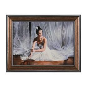 Картина 'Балерина' 21х16 см Ош