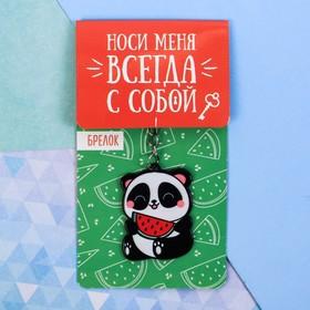 Брелок акриловый «Панда» Ош