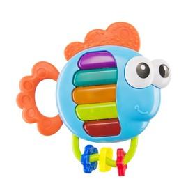 Игрушка музыкальная Happy Baby Piano Fish