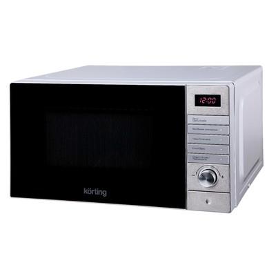 Микроволновая печь Körting KMO 720 X, 1050 Вт, 20 л, гриль, серая - Фото 1