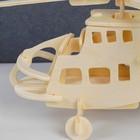 Сборная деревянная модель «Вертолет» - Фото 3
