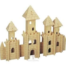 Сборная деревянная модель «Крепость»