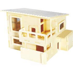 Сборная деревянная модель «Летний домик»