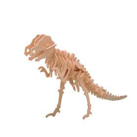 Сборная деревянная модель «Тиранозавр»