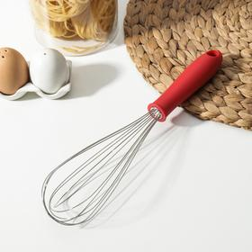 Венчик кулинарный 32 см 'Маэстро', цвета МИКС Ош