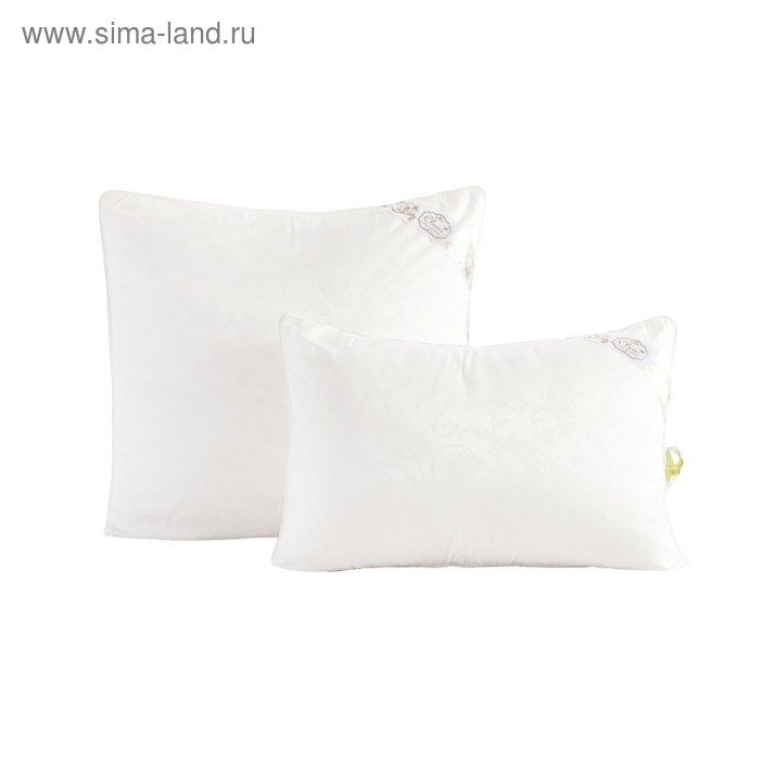 Подушка «Бланка», размер 70 × 70 см, шёлк