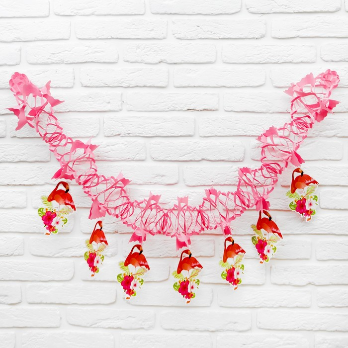 Растяжка Фламинго