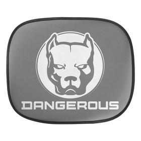 Шторки на боковое стекло Dangerous, 2 шт Ош