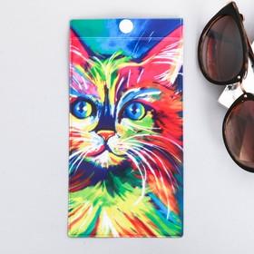 Чехол для очков «Кот» Ош