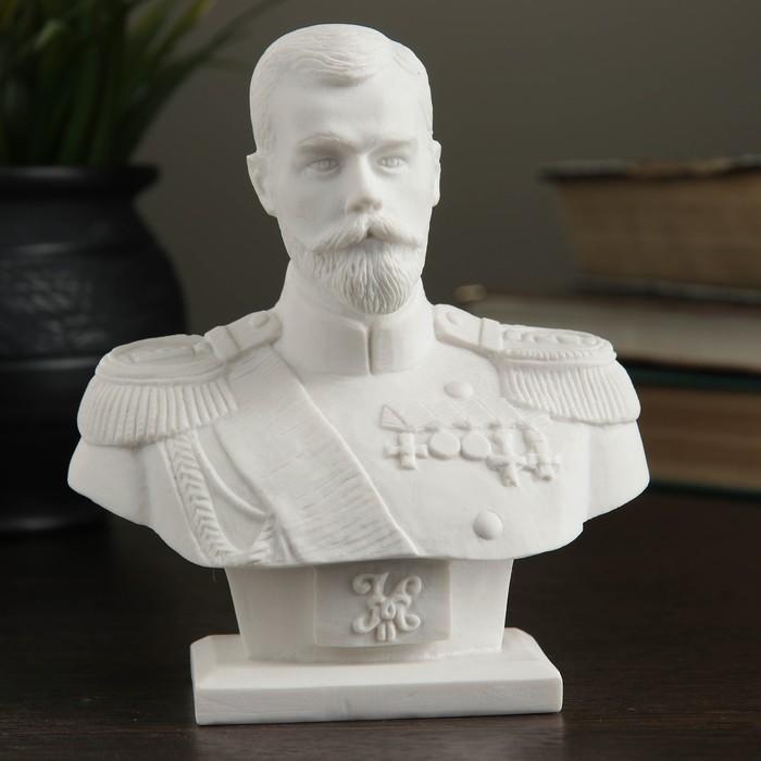 Бюст Николая II 12,5см