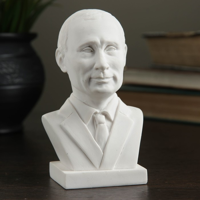 Бюст Путина 11,5см