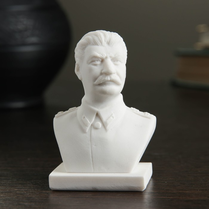 Бюст Сталина малый 7см