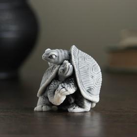 Сувенир 'Две черепахи' 3,5см Ош