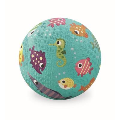 Мячик «Рыба», 5' - Фото 1
