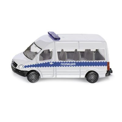 Игрушка «Полицейский микроавтобус» - Фото 1