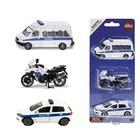 Игровой набор машинок «Полиция»