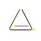 Треугольник FLIGHT FTR-8 Размер: 8'(20cм) Состав: металл, пластик МИКС