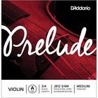Струна скрипичная D'ADDARIO J812 3/4M prelude A 3/4 medium