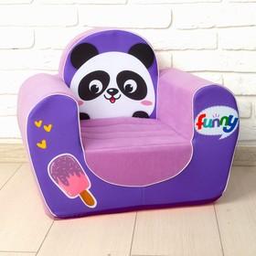 Мягкая игрушка-кресло «Панда» Ош