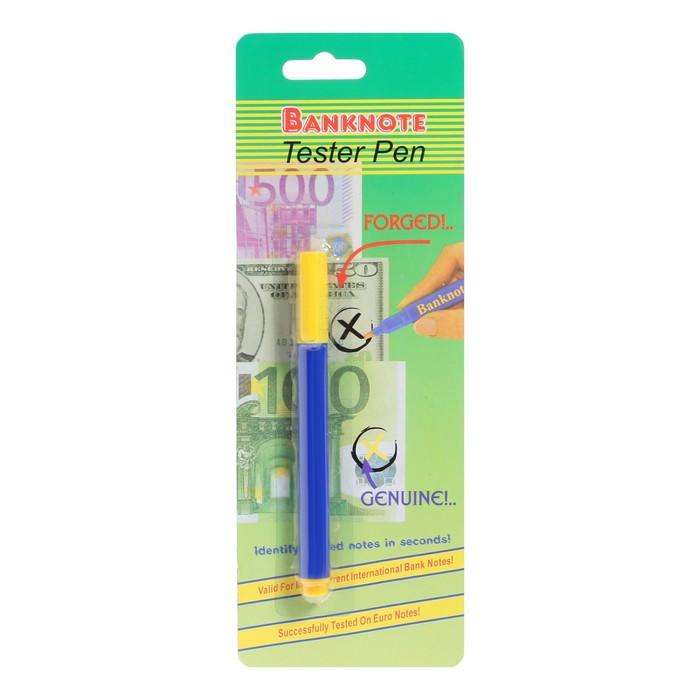 Ручка-маркер для проверки подлинности денежных знаков