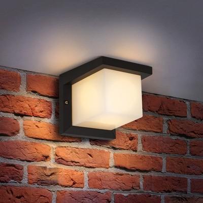 Светильник 1540 TECHNO, IP54, 60 Вт, Е27, цвет черный