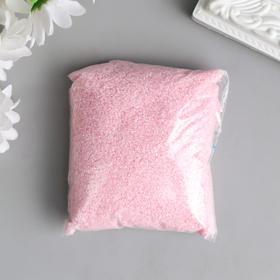 Песок цветной в пакете 'Нежно-розовый' 100 гр Ош