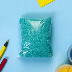 Песок цветной в пакете