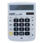 Калькулятор настольный, 12-разрядный, 309, двойное питание