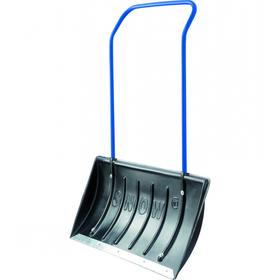 Движок пластиковый «Сибиртех», размер ковша 45 × 79 см, металлическая планка Ош