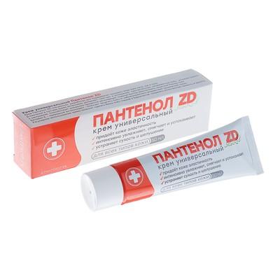 Крем «Пантенол ZD» для любого типа кожи, 50 мл - Фото 1