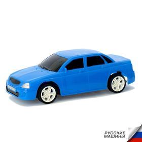 Машина инерционная «RUS Авто - Классика», цвет синий