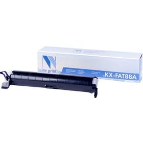 Картридж NVP NV-KX-FAT88A, для Panasonic, 2000k, совместимый